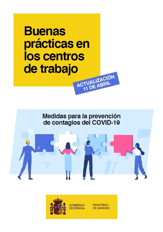 buenas practicas centros de trabajo covid-19